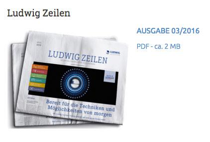 Ludwig Zeilen: B2B-Content Marketing bei Ludwig Leuchten